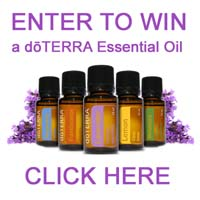 Win a dōTERRA Essential Oil
