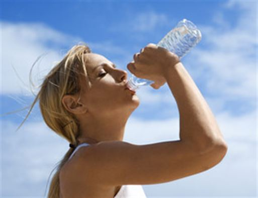 Stay Healthy With H2O